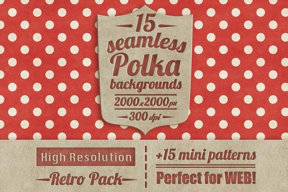 Polka Retro Pack