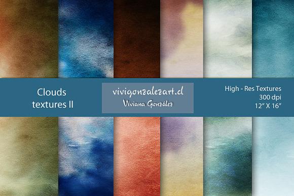 Clouds Textures II