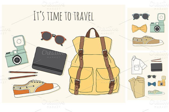 Traveller S Stuff