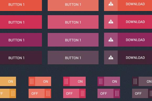 Simple Flat Interface Kit