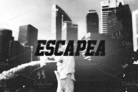 Font Escapea