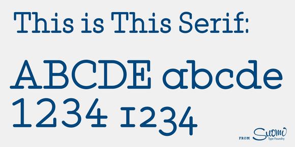 This Serif