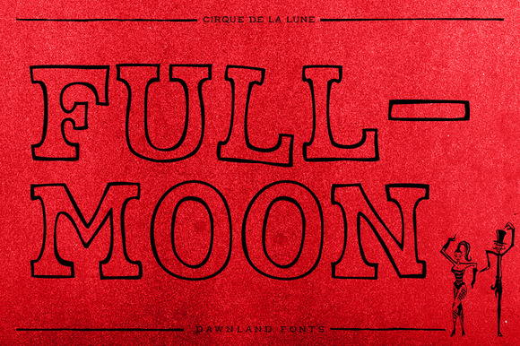Cirque De La Lune FullMoon