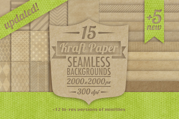 Kraft Paper Pack