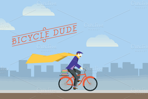 Bicycle Dude