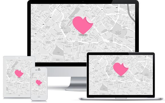 Mapped Minimal WordPress Theme
