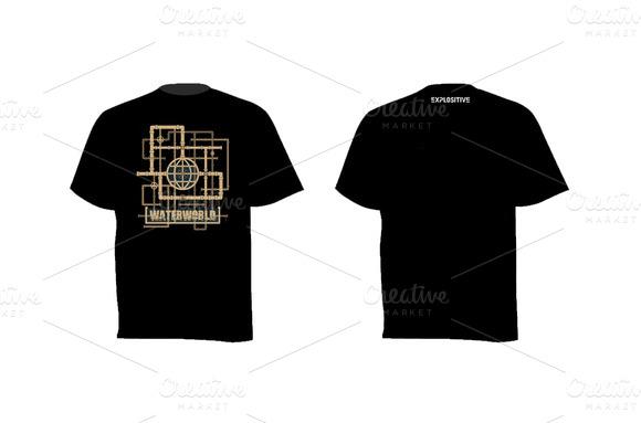 T-shirt Waterworld