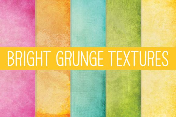 Bright Grunge Textures