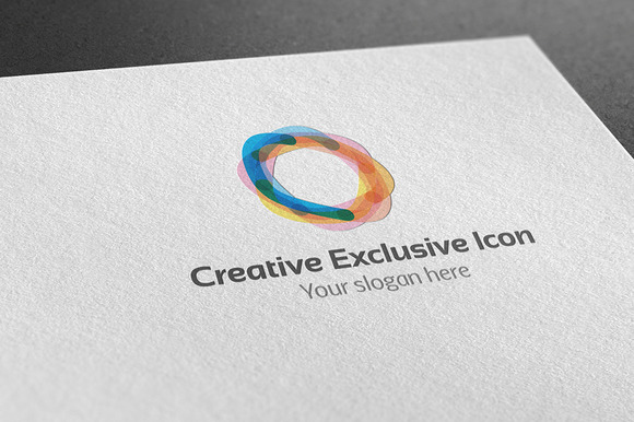 Creative Exclusive Icon Logo