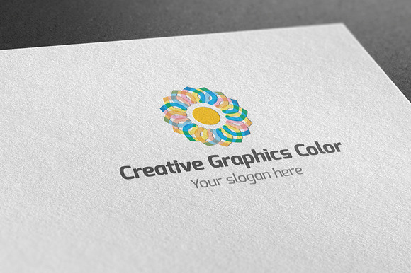 Creative Graphics Color Logo