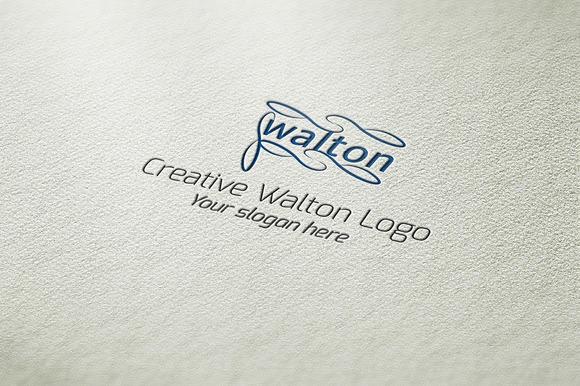 Creative Walton Logo