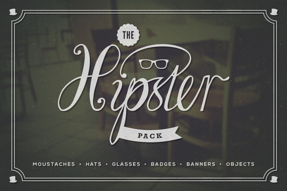 The Hipster Pack