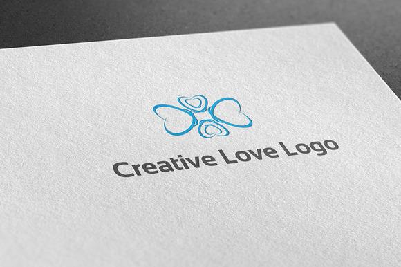 Creative Love Logo