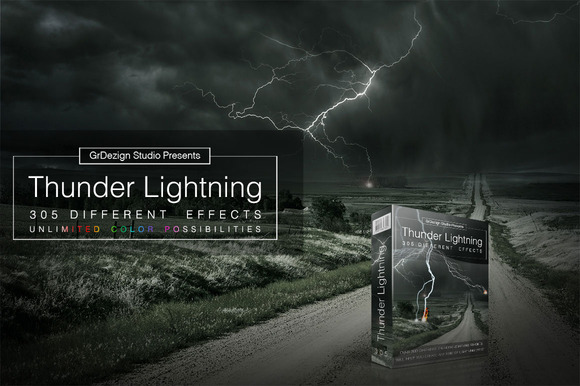 Thunder Lightning Effects