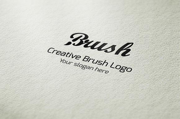 Creative Brush Logo