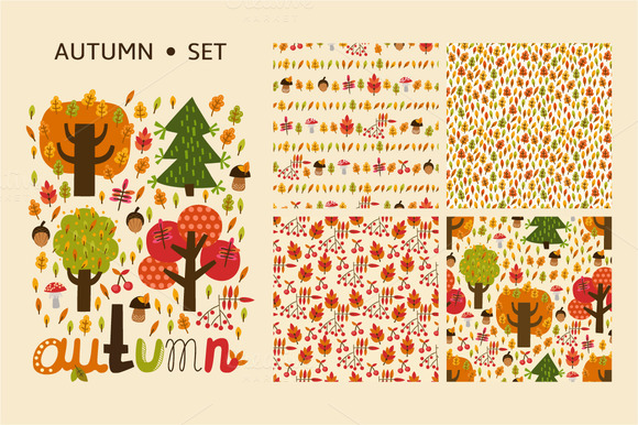 Autumn Set