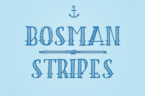 BOSMAN Stripes