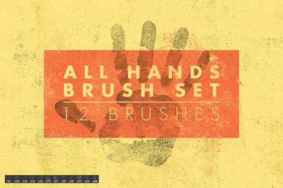 All Hands Brush Set