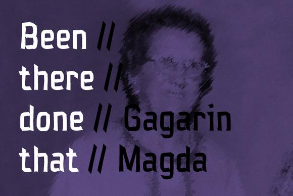 NT Magda Gagarin