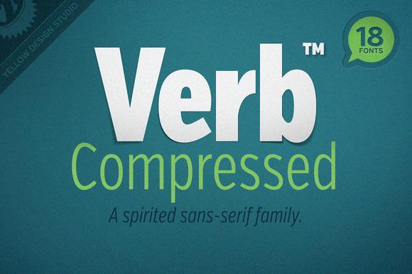 Verb Compressed Complete