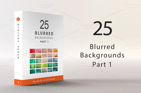 25 Blurred Backgrounds Part 1