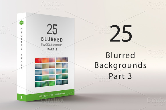 25 Blurred Backgrounds Part 3