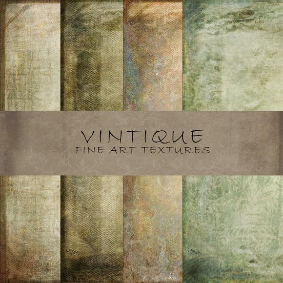 Vintique Fine Art Textures