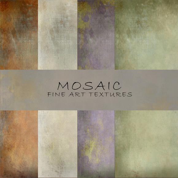 Mosaic Fine Art Textures