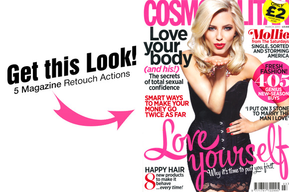5 Cosmopolitan Like Retouch Actions