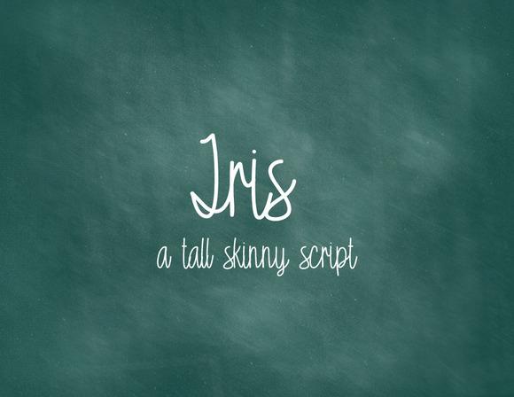 Tris A Tall Skinny Script