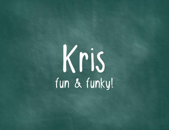 Kris Fun Funky