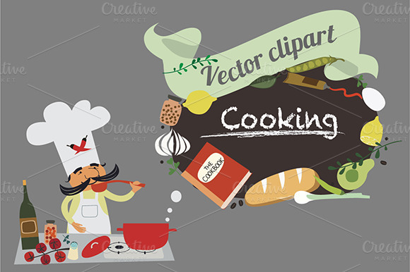 Cooking Vector Collection