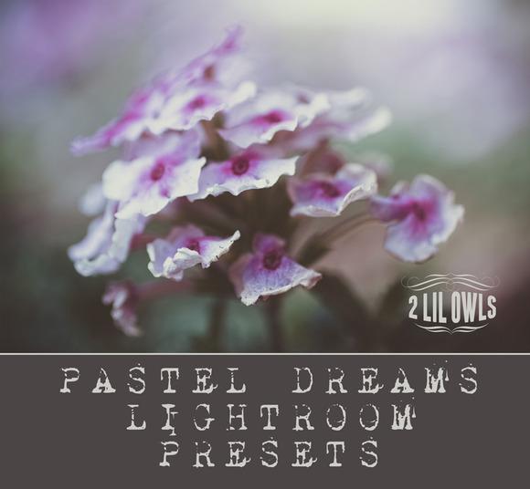 LR Presets Pastel Dreams