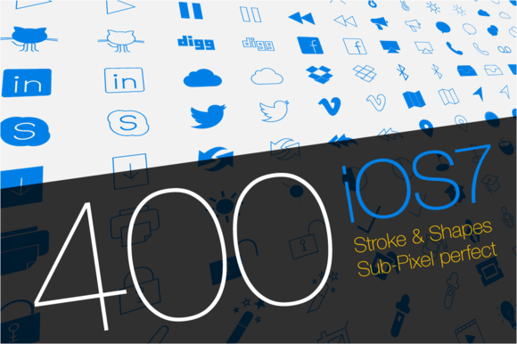 AppCooker Icon Pack For IOS7
