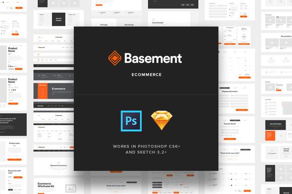 Basement Ecommerce