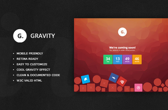 Gravity Interactive Coming Soon