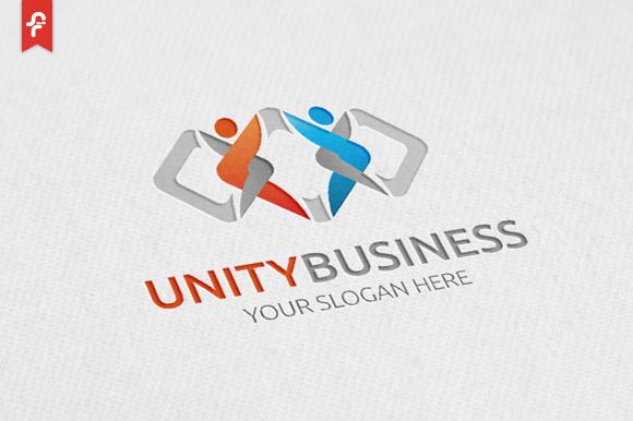 Unity Business Logo