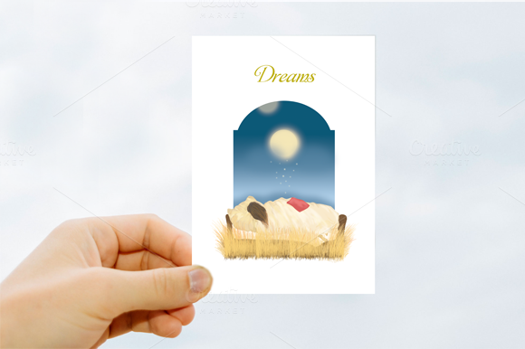 Postcard Dreams