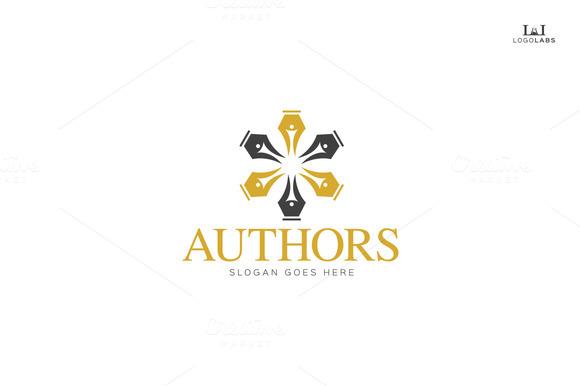 Authors Logo