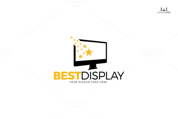 Best Display Logo