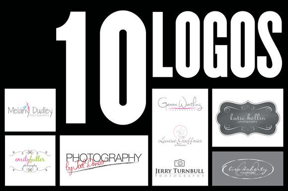 Photography Logo Bundle