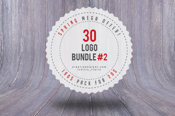 30 Logo Bundle #2