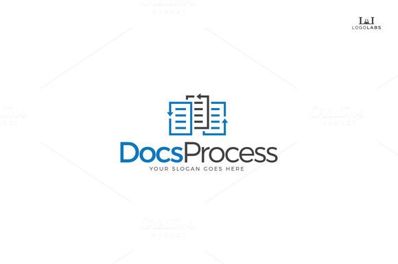 Docs Process Logo