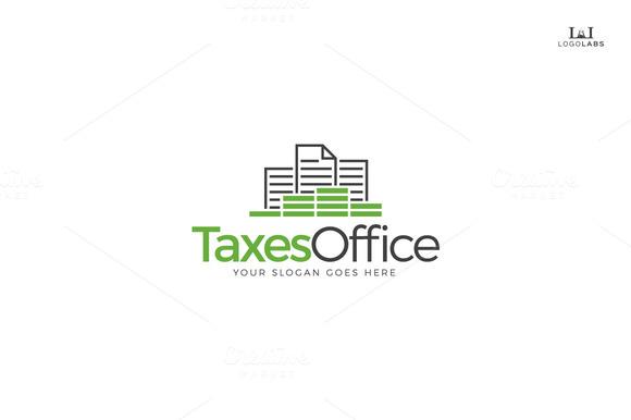 Taxes Office Logo