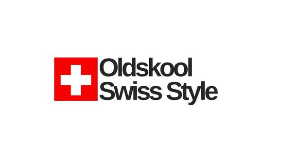 Old School Swiss Style Keynote