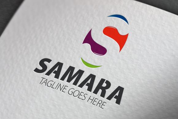 Samara S Letter Logo
