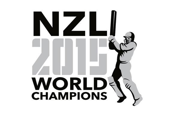 New Zealand NZ Cricket 2015 World Ch