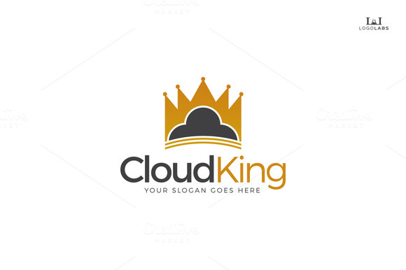 Cloud King Logo