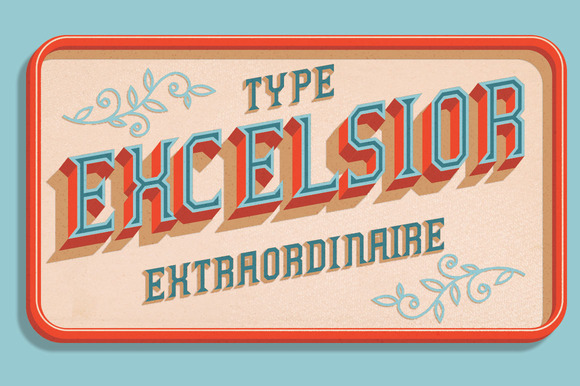 Excelsior Type
