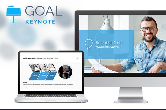 Goal Keynote Template